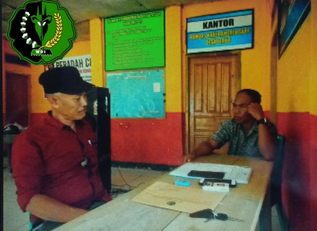 Catut Nama Ketua LSM WRI, Oknum Wartawan Kolaka Bakal di Lapor ke Polres
