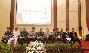 Kapolres Belawan Hadiri Rapat Paripurna DPRD Kota Medan, Dengarkan Pidato Presiden RI