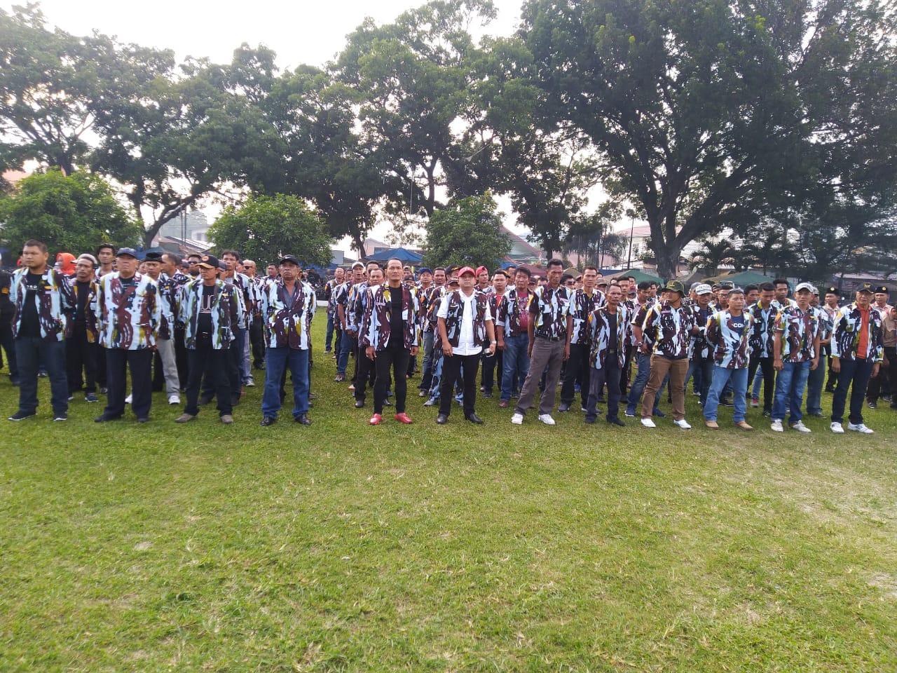 IPK Medan Deli Hadiri Upacara Perayaan HUT RI Ke 74