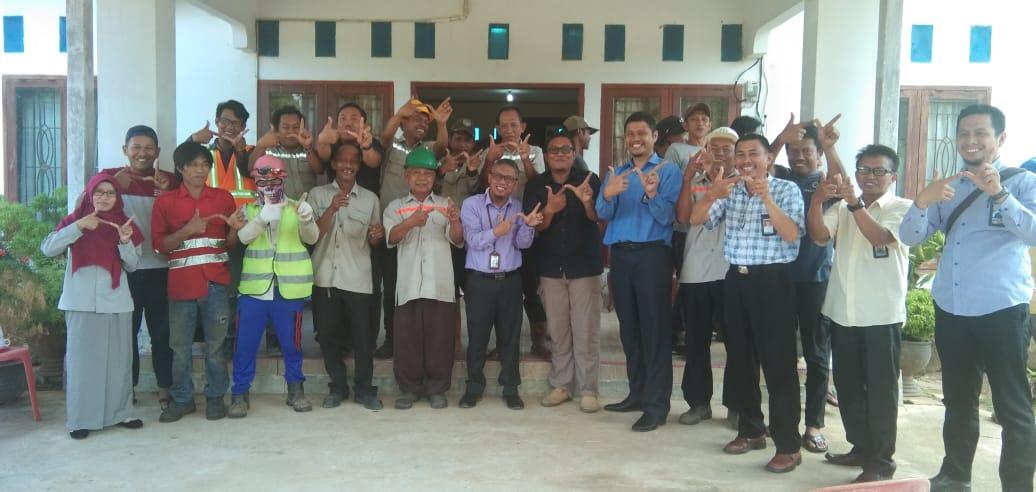 PT Gasing Sulawesi Terpilih Sebagai Responden Terbaik BPS