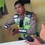 Tak Terima Keluarganya Ditilang, Anggota Lantas Polsek Medan Timur Mengamuk