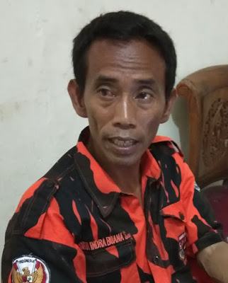 Sempat ditangguhkan, Ketua Pemuda Pancasila Medan Marelan Akhirnya Dijeploskan Kepenjara