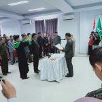 Secara resmi, Bupati Melantik Taufiq Burhan,SP.MM sebagai Sekda Kolaka Utara