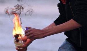 Video: Hendak lakukan aksi Anarkis, Pelajar yang membawa Bom Molotov diamankan Sabhara