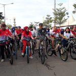 Pemda Kolaka gelar Gowes Nusantara 2019