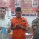 Satreskrim Polres Belawan Ciduk Spesialis Pembobol Mesin ATM Modus Ganjal Tusuk Gigi