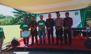 Wakil Bupati Kolaka Utara hadiri Peresmian Desa Patowonua Sebagai Desa Sadar Jaminan Sosial Ketenagakerjaan