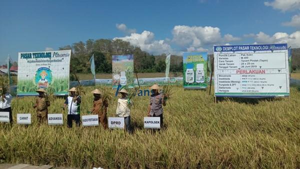 PT. Advansia Indotani Gelar Pasar Teknologi di Kabupaten Buru