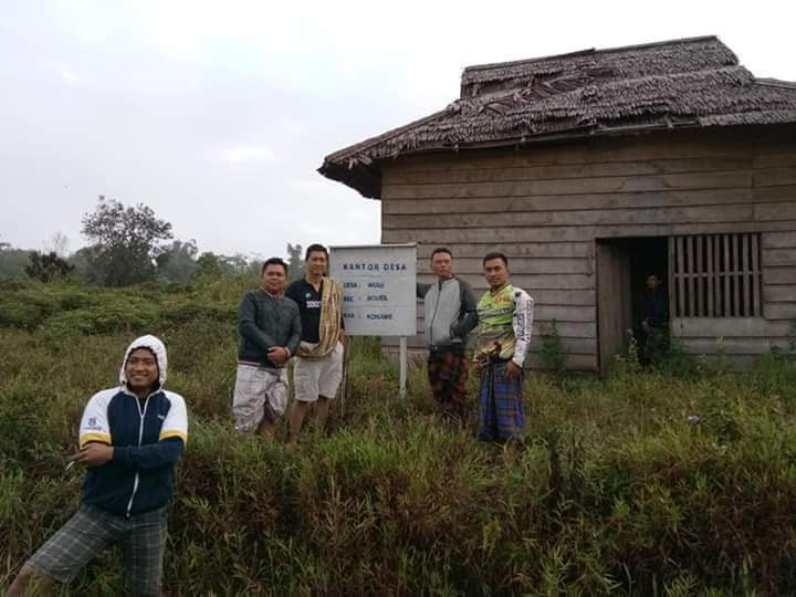 Rombongan Pemda Kolaka Utara Temukan Satu Desa Tak Berpenghuni Di Pegunungan Perbatasan Konawe & Kolut