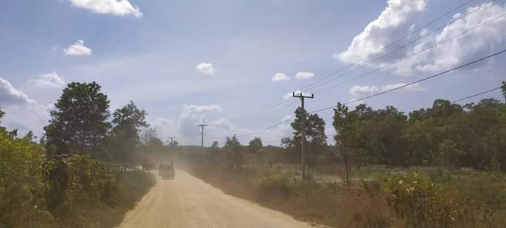Kondisi Jalan Desa Popalia Rusak, Pemda Kolaka Terkesan Tutup Mata