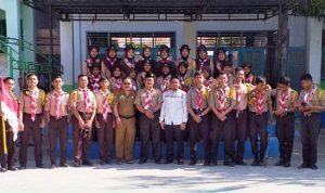 Ketua KPU Selayar Sosialisasikan Rumah Pintar Pemilu di SMANSA