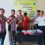 Miliki 23 sachet Narkoba, Kariawan SPBU Desa Watuliu di Ringkus Satresnarkoba Polres Kolaka Utara
