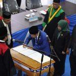Pelantikan dan Pengambilan Sumpah Jabatan Ketua dan Wakil Ketua DPRD Kolaka Utara Periode 2019-2024