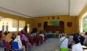 Pemdes Waelo Gelar Musyawarah Desa dan Penyusunan RKP TA 2020