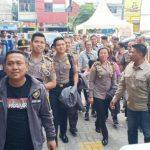 Ribuan Warga Padati acara Jumpa Fans Pemain Film Sang Prawira di Kota Kisaran