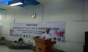 """Kepala Otoritas Pelabuhan Belawan Tutup Posko Mudik """"NATARU 2019"""""""