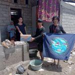 Bantu Korban Banjir, 7 Mahasiswa USN Kolaka Tinggal Seminggu di Kolaka Utara