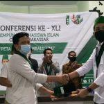 Konfercab ke XLI, Andi Muh Muslih Rijal terpilih sebagai Formatur Ketua Umum HMI Cabang Makassar