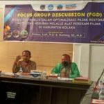 Bapenda Dan USN Kolaka Gelar Focus Group Discussion